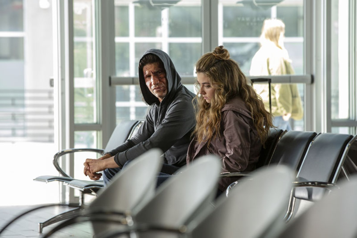 Jon Bernthal (left) and Giorgia Whigham (right) shine as the central protagonists of The Punisher Season 2.