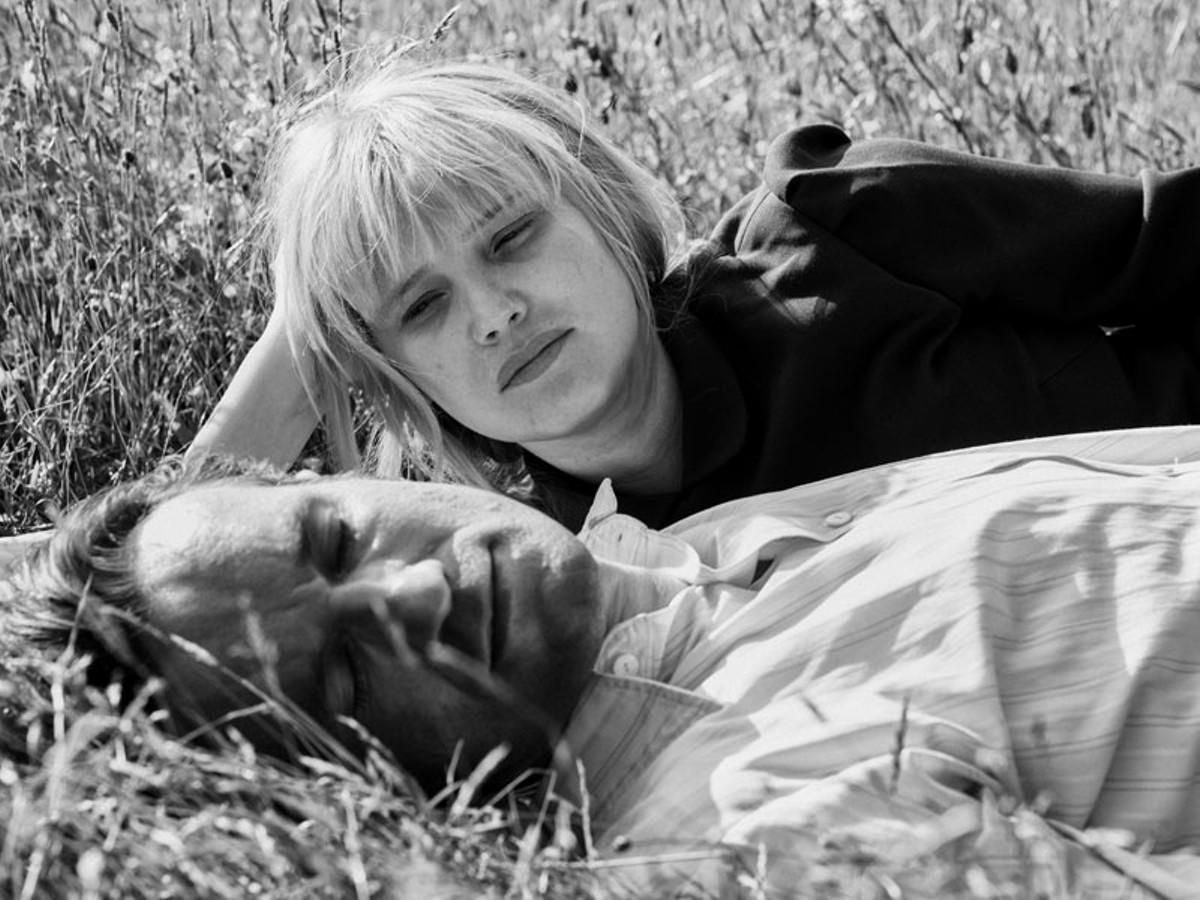 Tomasz Kot and Joanna Kulig in Paweł Pawlikowski's Cold War.