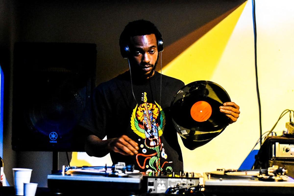 DJ Deon Jamar.