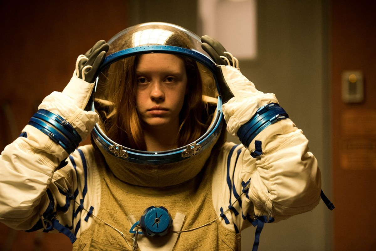 Mia Goth in High Life.