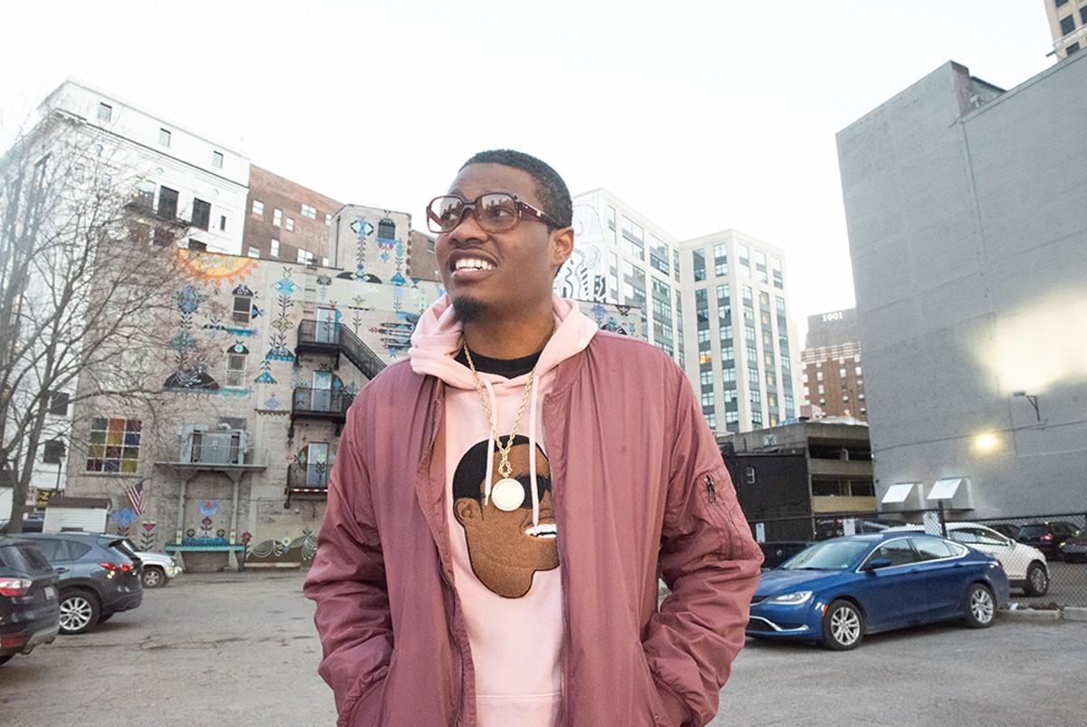 J.Jackson in Detroit.