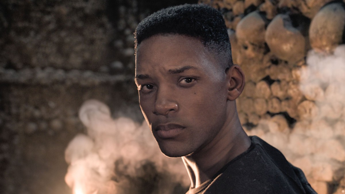 Will Smith plays both an assassin and his younger clone in Gemini Man.