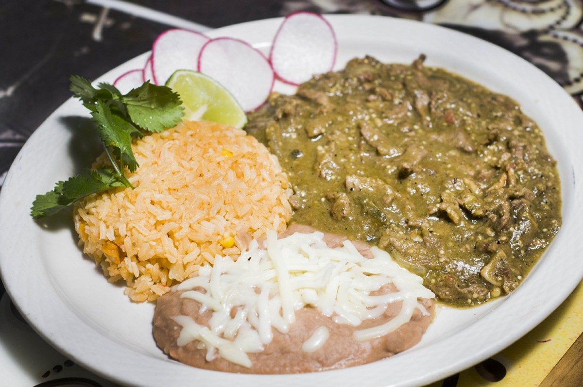 Carne en su jugo, or meat in its juice.