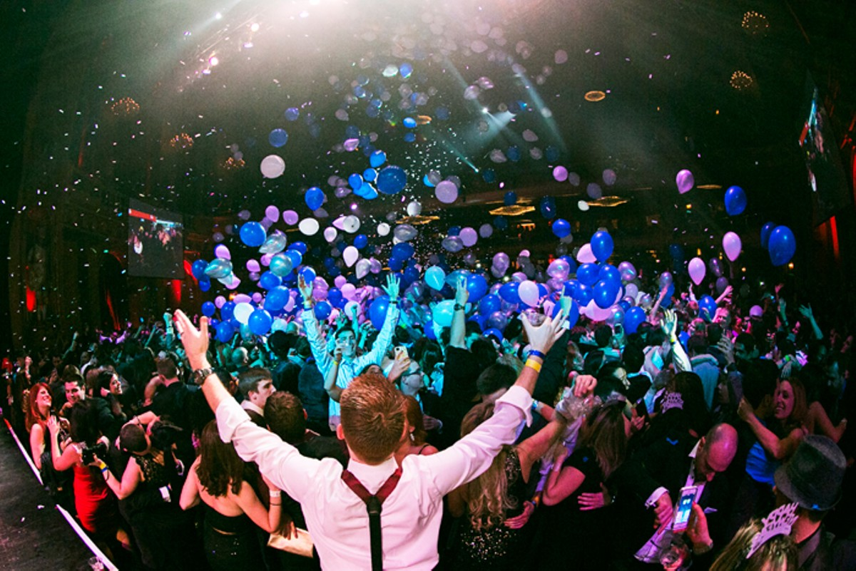 Resolution Ball @ The Fillmore
