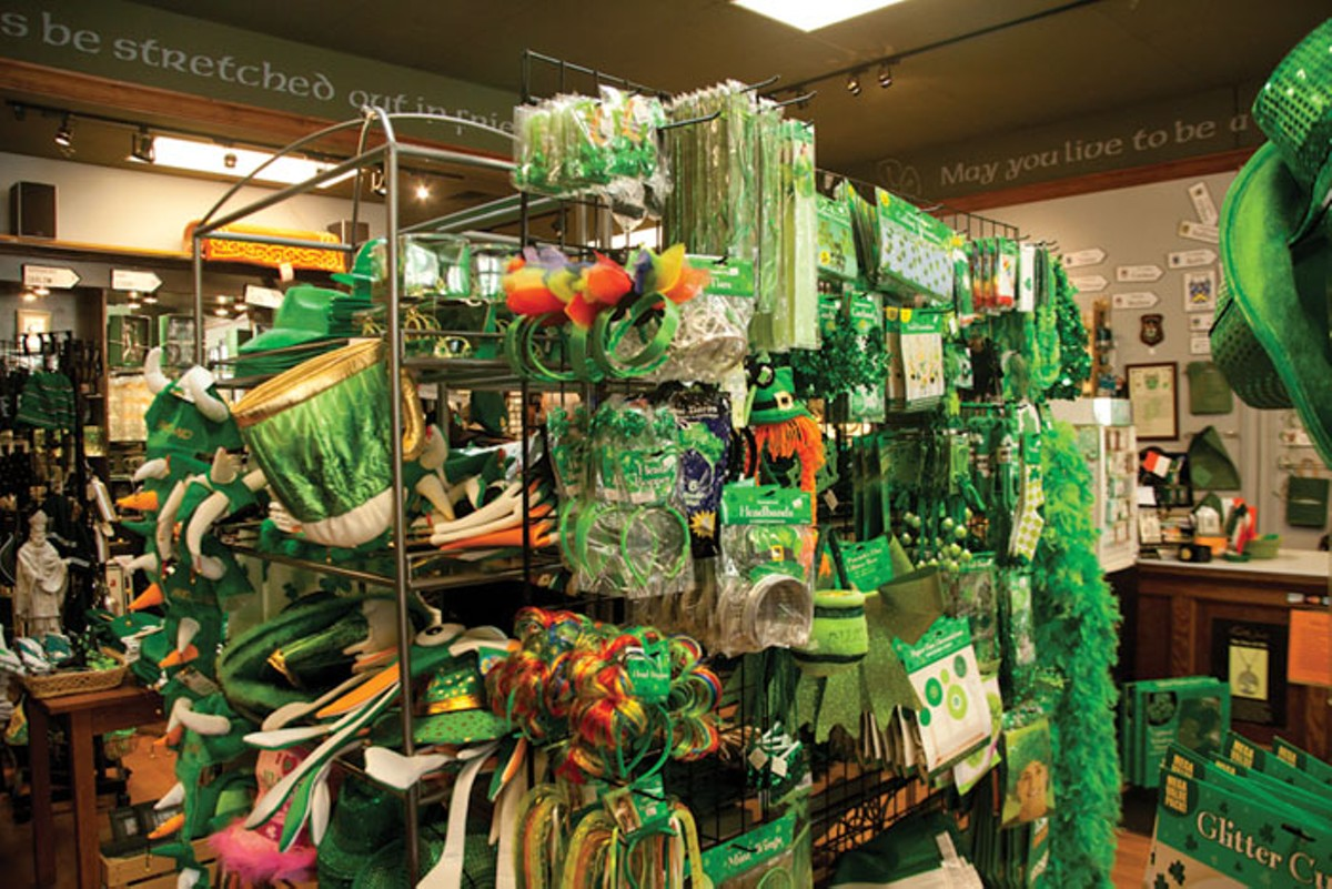 Berkley boutique is Irish all year long | Culture | Detroit