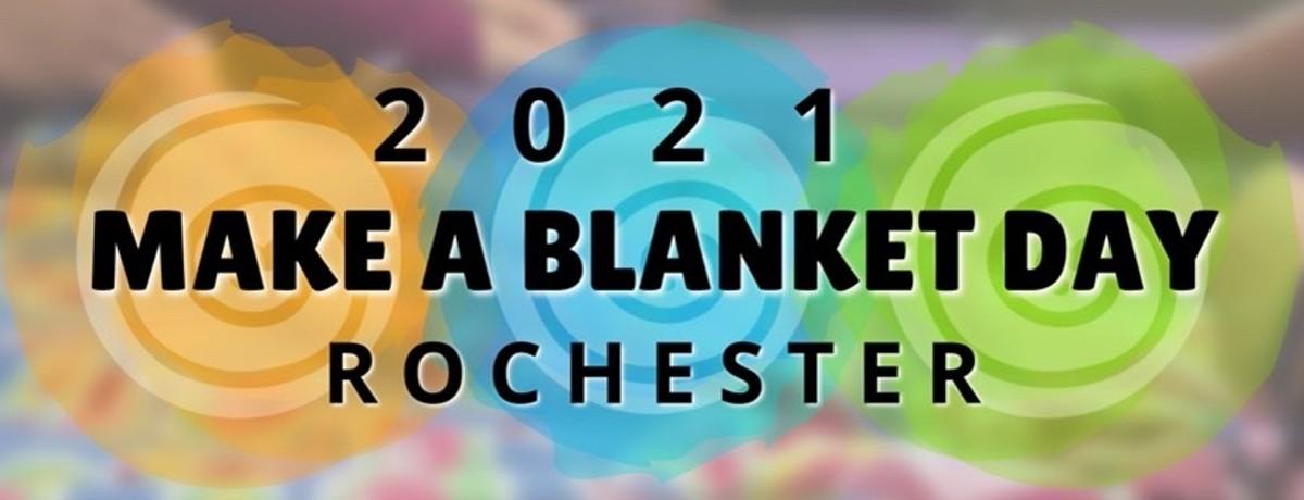 Make a Blanket Day