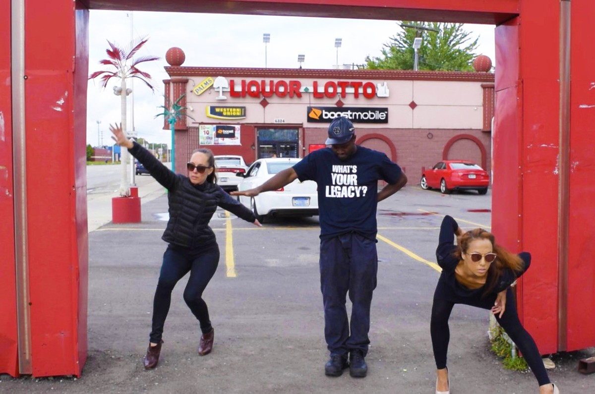 Maya Stovall: Liquor Store Theatre Performance Films.