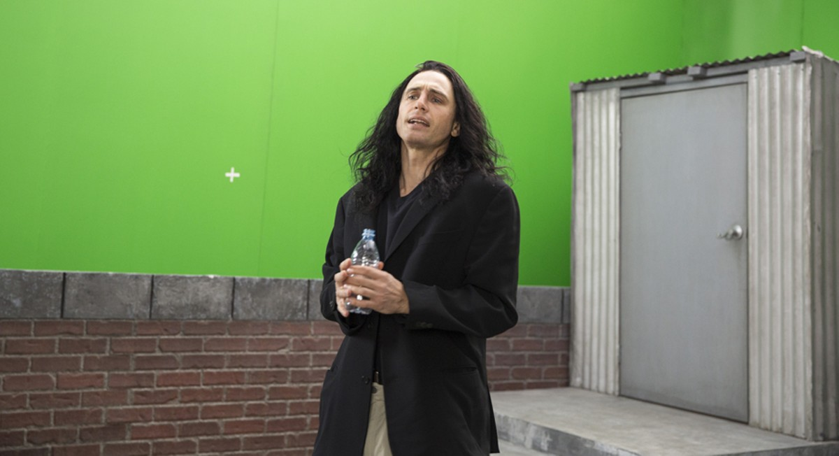 James Franco makes a passable Tommy Wiseau impersonator in The Disaster Artist.