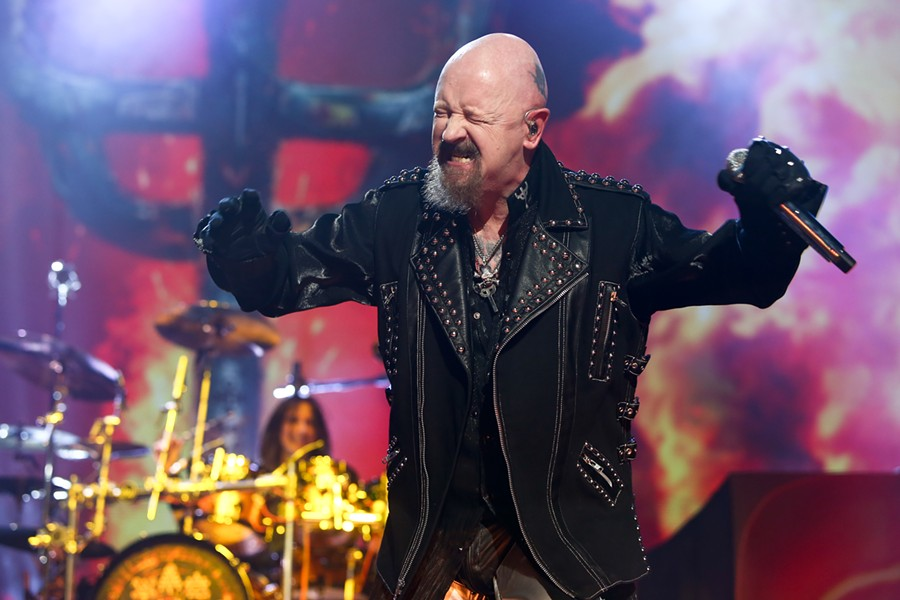 JUDAS PRIEST, SHUTTERSTOCK