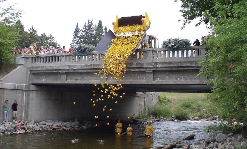 Rubber Ducky Festival, Aug. 12-18, Bellaire. - COURTESY PHOTO