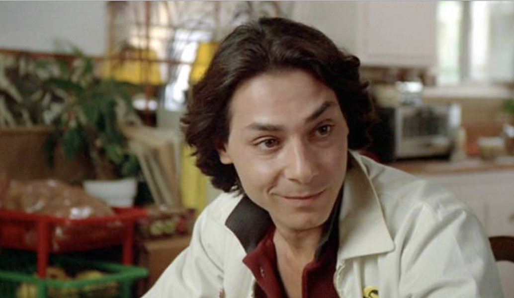 ROBERT ROMANUS AS MIKE DAMONE, FAST TIMES AT RIDGEMONT HIGH, COURTESY PHOTO