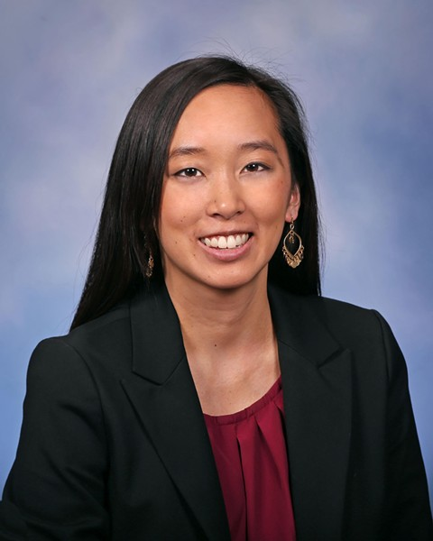 State Rep. Stephanie Chang.