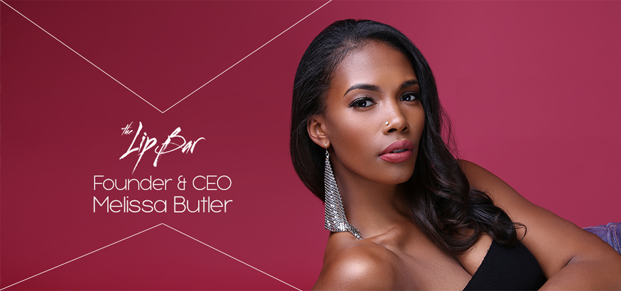 Founder and CEO of the Lip Bar, Melissa Butler, is just one example of a successful loan from the Detroit Development Fund's Entrepreneurs of Color Fund - COURTESY OF LIP BAR'S FACEBOOK PAGE