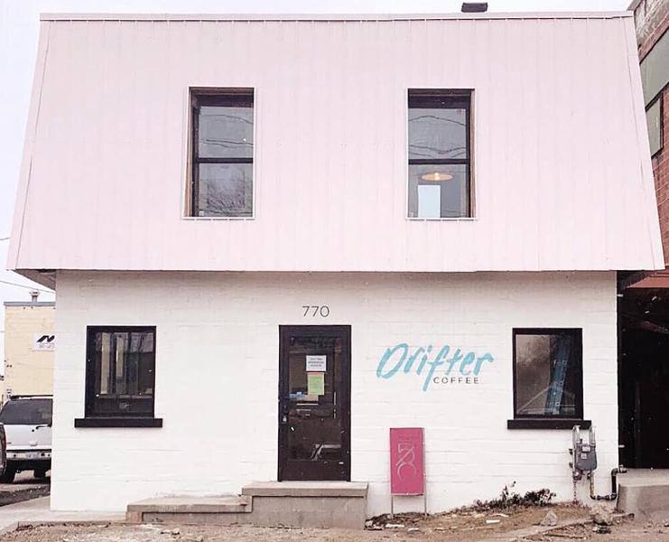 Drifter's new home in Ferndale. - DRIFTER/FACEBOOK