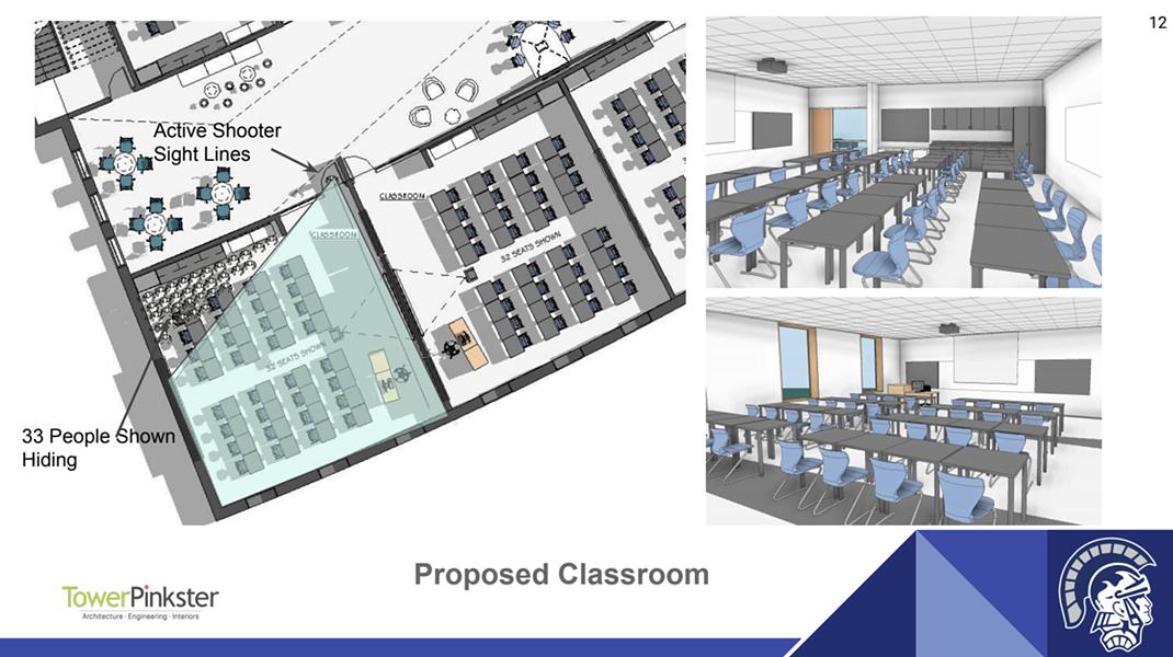 COURTESY OF FRUITPORT COMMUNITY SCHOOLS