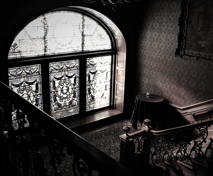 The Whitney in Detroit has been said to be haunted. - JON MILAN