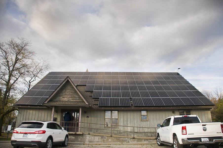 DTE and Consumers Energy developed rules designed to seriously hobble the home solar industry blooming in Ypsilanti and around the state. - TOM PERKINS
