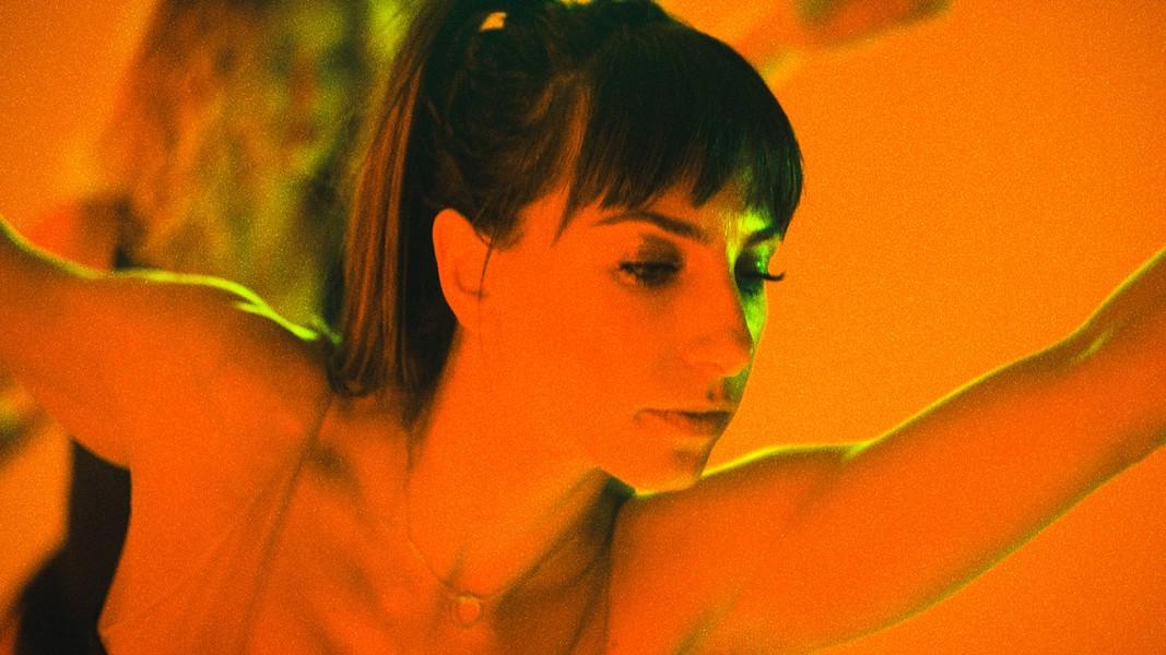 Samantha Jameson. - KRISTIN ADAMCZYK