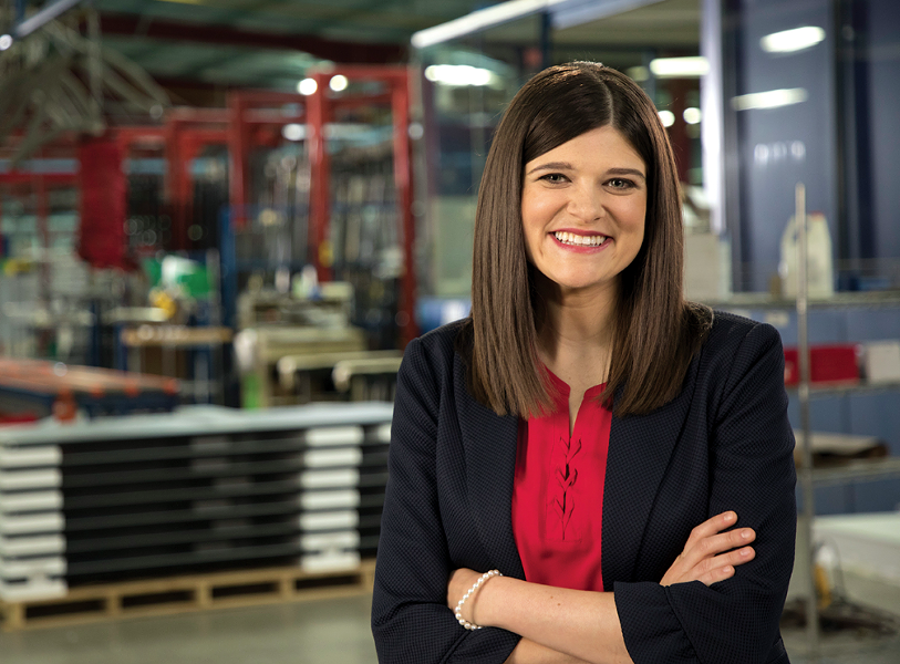 Rep. Haley Stevens, D-Rochester Hills. - CAMPAIGN PHOTO