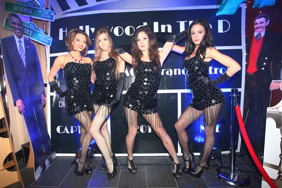Hollywood in the D @ V Nightclub