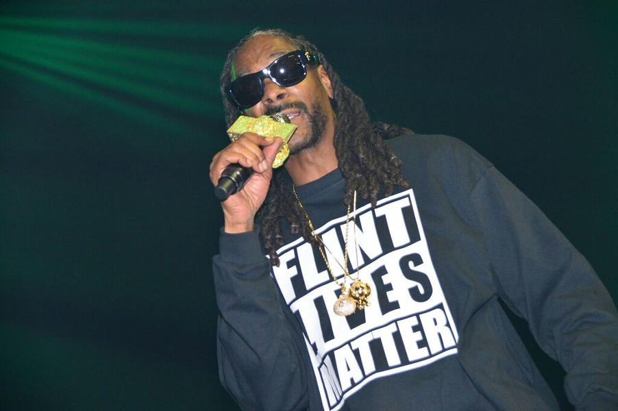 SNOOP DOGG/PHOTO CREDIT: MONTEZ MILLER