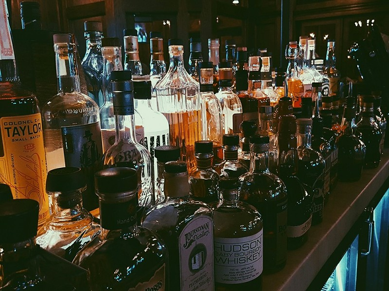 Some of the beverages available at Whiskey Six. Photo credit: Facebook, Whiskey Six