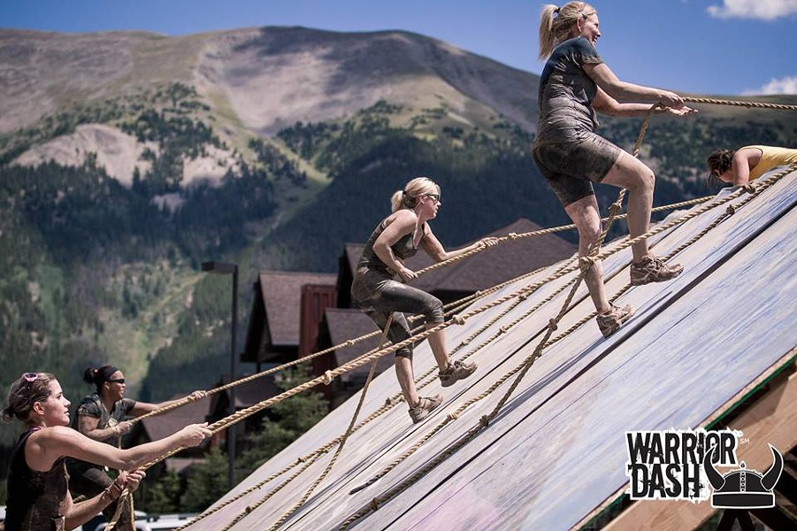 PHOTO VIA WARRIOR DASH FACEBOOK