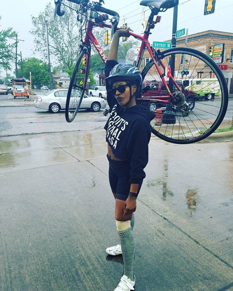 RAIN, WHAT RAIN? | PHOTO/FACEBOOK