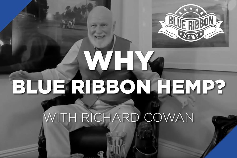 COURTESY OF BLUE RIBBON HEMP