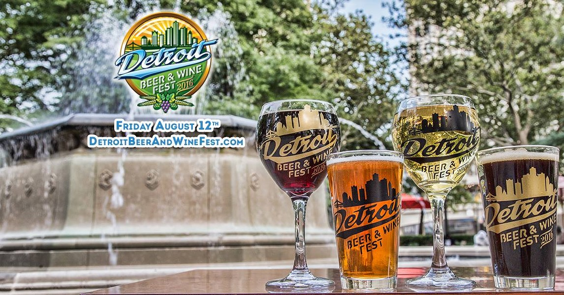 PHOTO VIA DETROIT BEER AND WINE FESTIVAL EVENT, FACEBOOK