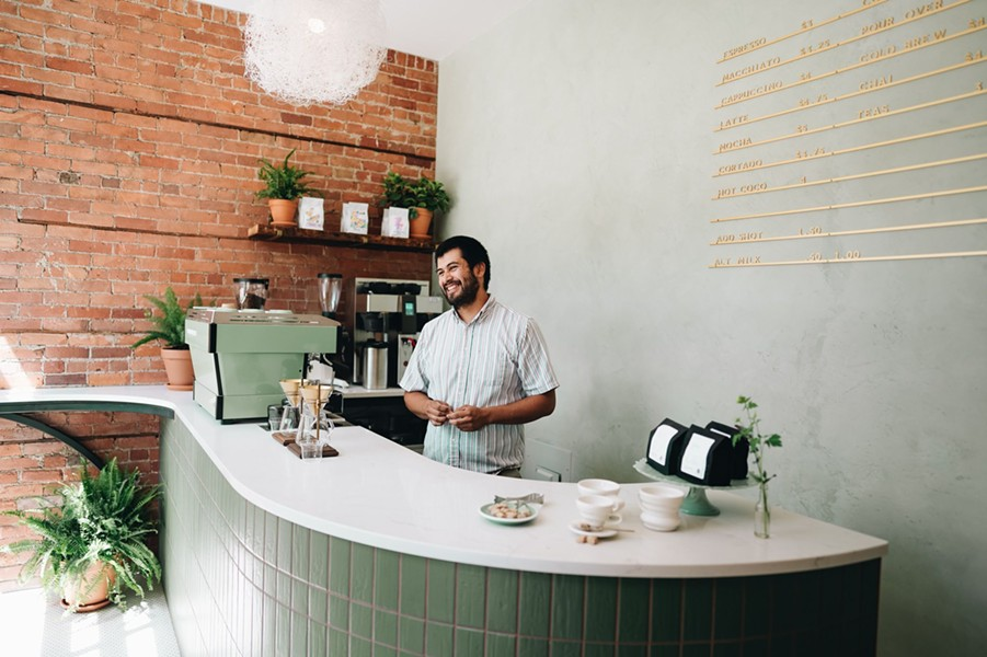 COURTESY OF MILWAUKEE CAFFÈ