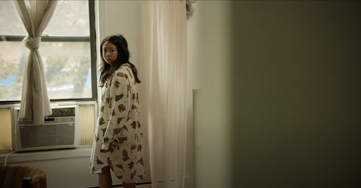 Stephanie Hsu in Asking For It. - SCREEN GRAB/YOUTUBE