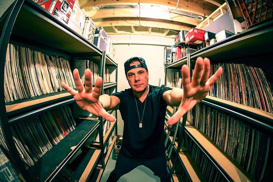 DJ Godfather. - COURTESY PHOTO