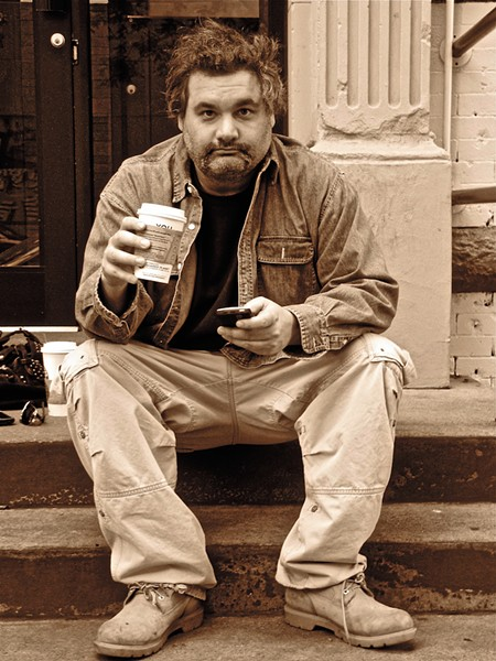 Artie Lange. Courtesy photo.