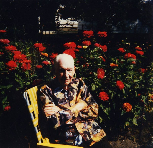 WHITMAN DALY LATER IN LIFE. PHOTO SUPPLIED BY FAMILY.