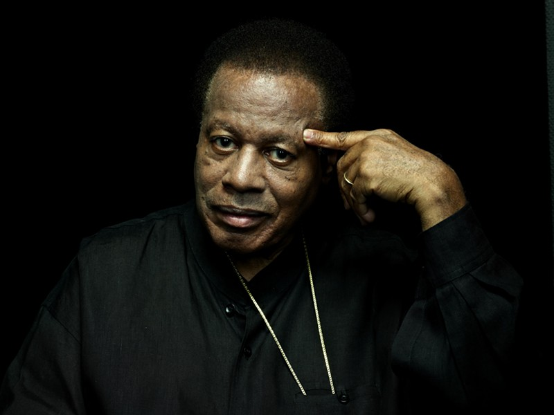 WAYNE SHORTER. PHOTO BY ROBERT ASCROFT.