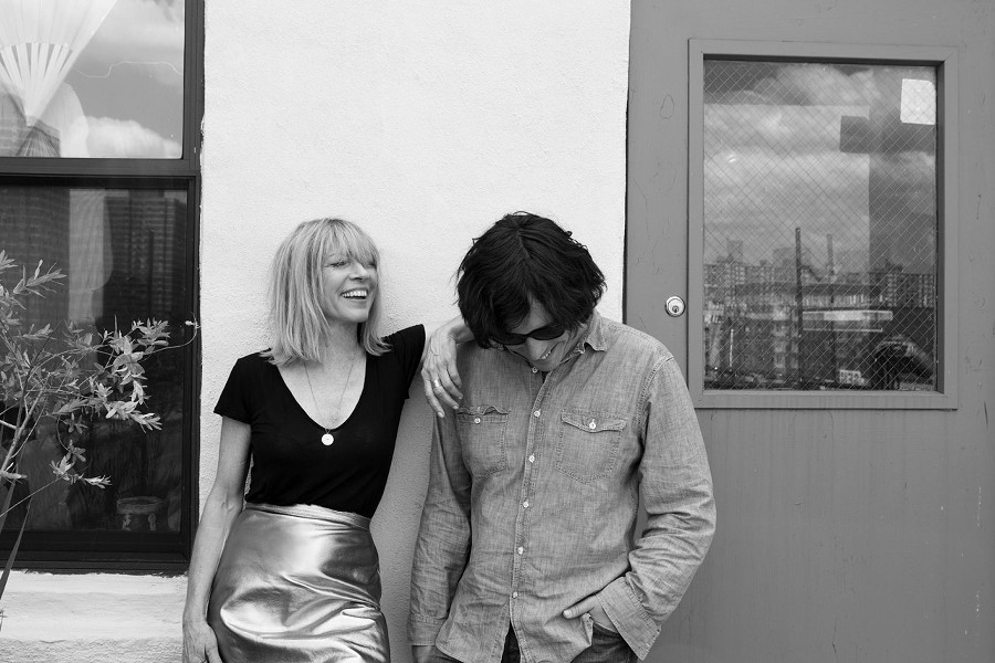 KIM GORDON AND BILL NACE: BODY/ HEAD. COURTESY PHOTO.