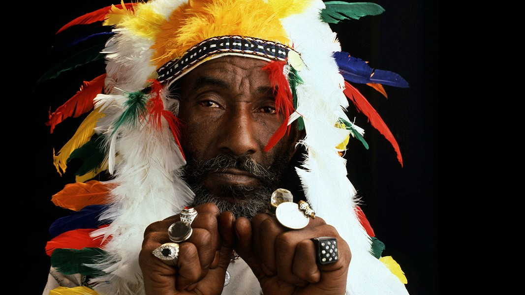 LEE 'SCRATCH' PERRY. COURTESY PHOTO.