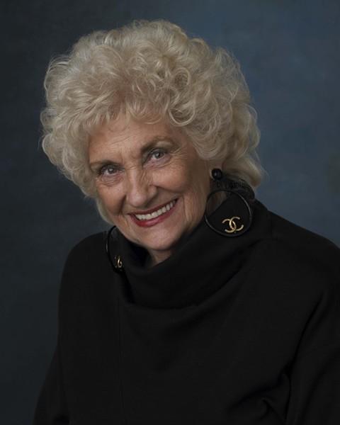 Olga Loizon, founder of Olga's Kitchen, turns 91 today. - COURTESY PHOTO