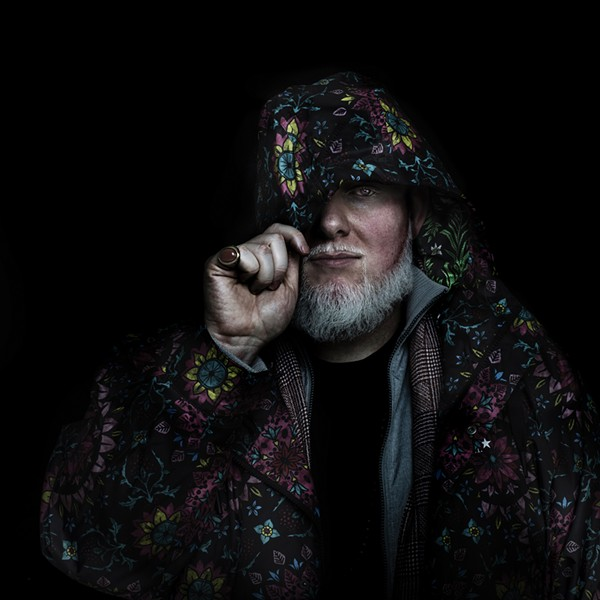 Brother Ali. - SHELLY MOSMAN