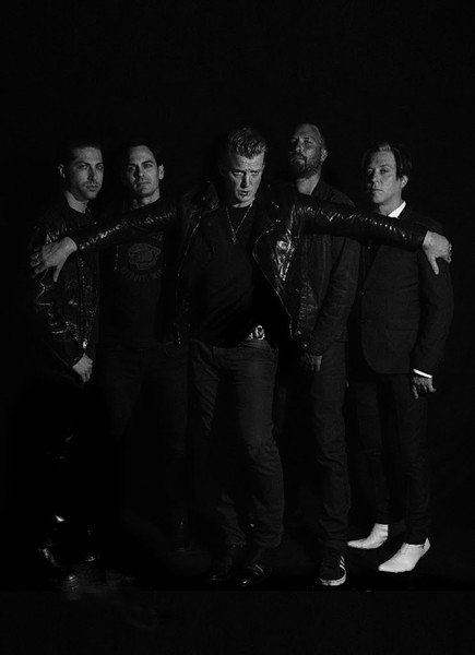 QOTSA. PHOTO BY ANDREAS NEUMANN.