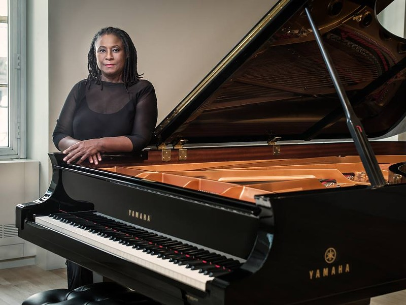 Geri Allen. - COURTESY PHOTO/FACEBOOK