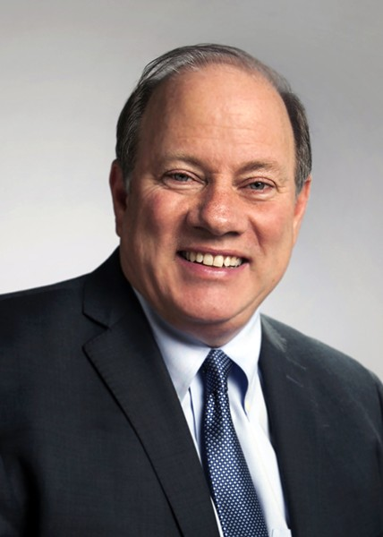 Mayor Mike Duggan. - COURTESY PHOTO