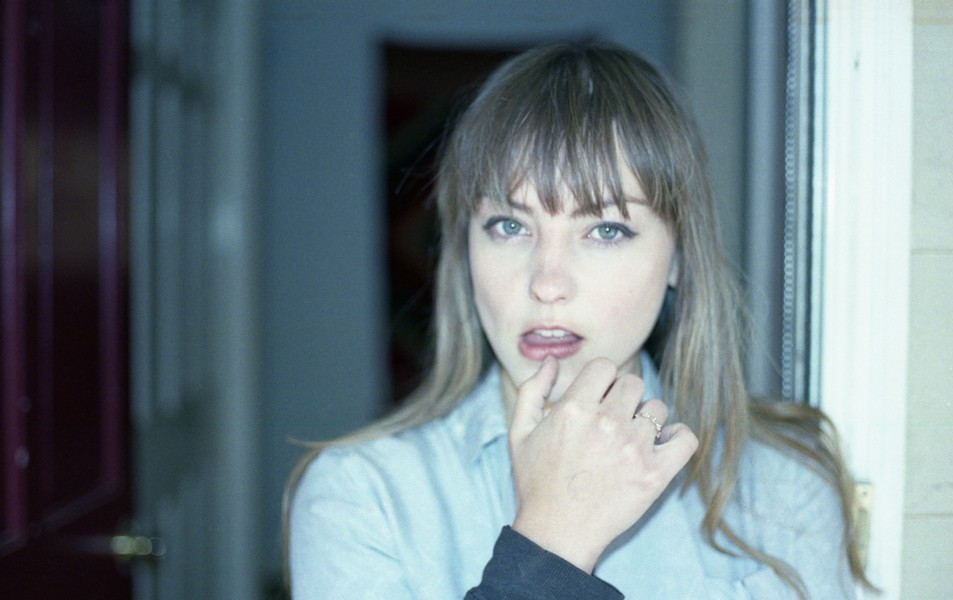 ANGEL OLSEN. COURTESY PHOTO.