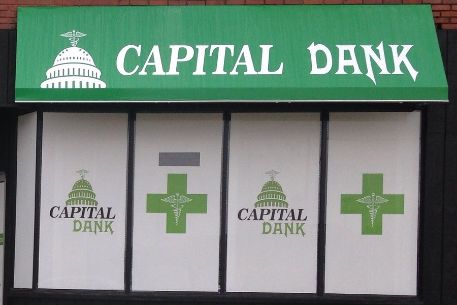 A medical marijuana dispensary in Lansing. - CRAIG MAUGER, MICHIGAN CAMPAIGN FINANCE NETWORK