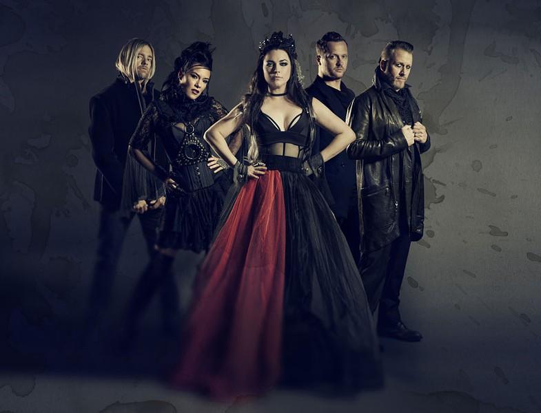 Evanescence. - COURTESY PHOTO