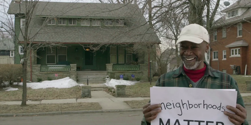 'Vacant Not Blighted' event aims to showcase potential of Detroit neighborhoods