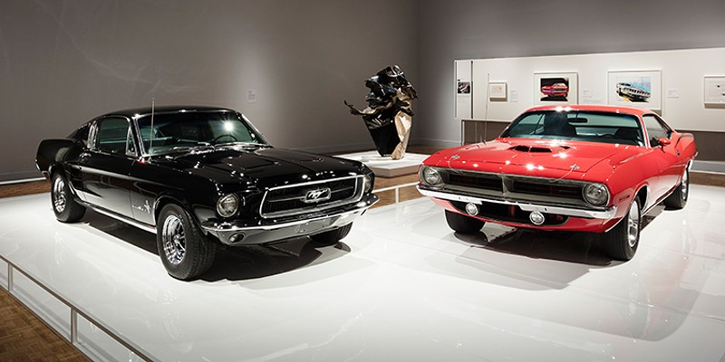 DIA exhibition is a love letter to the automobile and the Motor City (2)