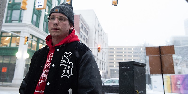 What happened after Detroit rapper Sam Be Yourself made it on Netflix's hip-hop reality TV series, 'Rhythm + Flow' (2)