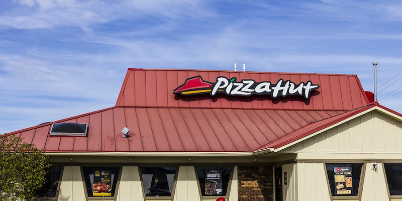 Pizza Hut now has Detroit-style pizza on its menu, including one variety with 80 pepperoni